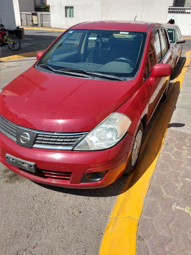 nissan tiida 1.8 emotion at 2009
