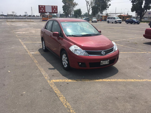 nissan tiida 1.8 emotion mt 2007