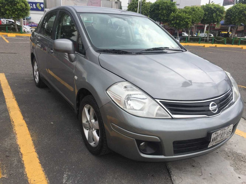 nissan tiida 1.8 emotion mt