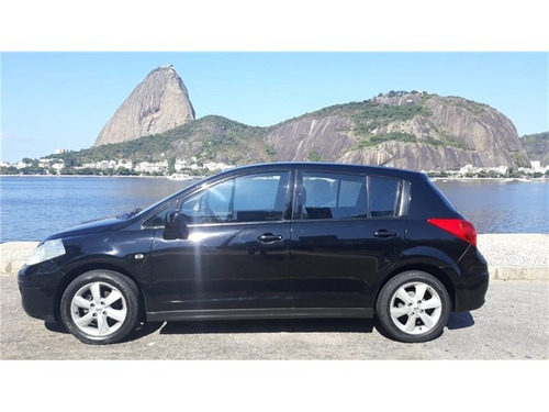 nissan tiida 1.8 s 16v flex 4p manual