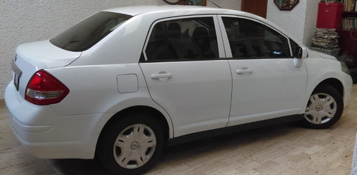 nissan tiida 1.8 sense sedan
