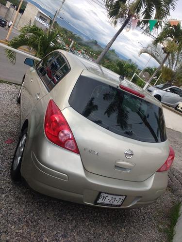 nissan tiida 1.8 sense sedan at 2007