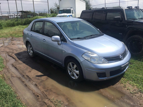 nissan tiida 1.8 sense sedan at 2010