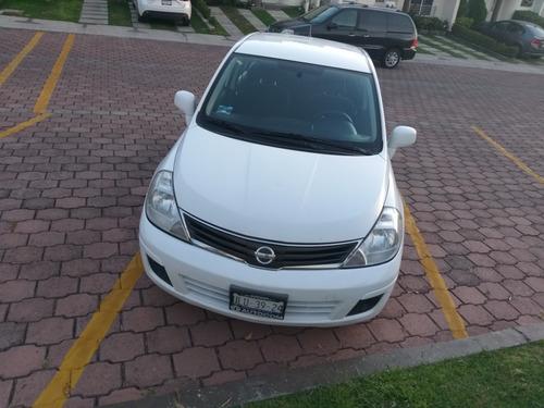 nissan tiida 1.8 sense sedan at 2011