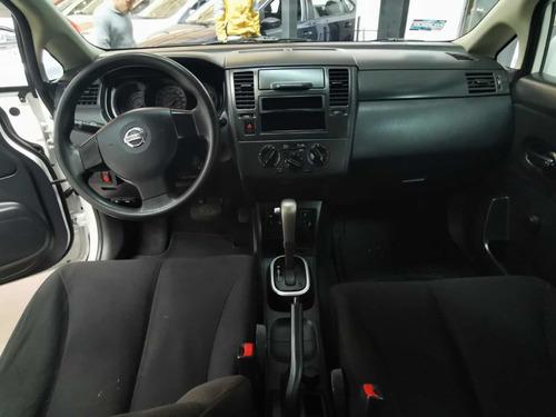 nissan tiida 1.8 sense sedan at 2013