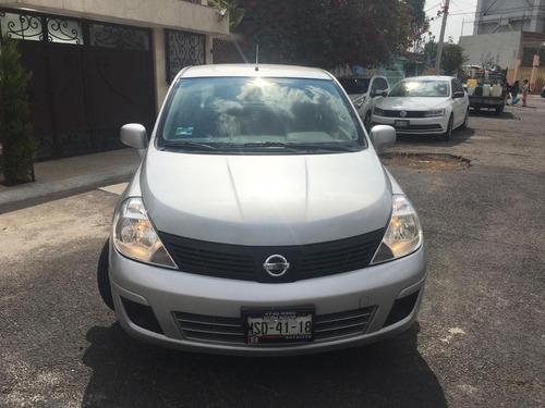nissan tiida 1.8 sense sedan at 2014