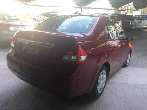 nissan tiida 1.8 sense sedan at 2015