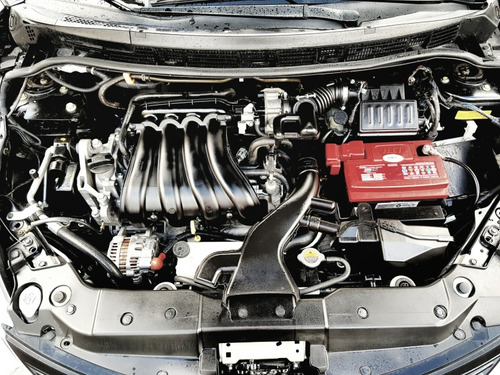 nissan tiida 1.8 sense sedan at 2015 autos puebla