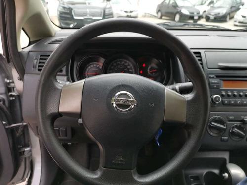 nissan tiida 1.8 sense sedan at 2016