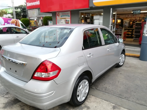 nissan tiida 1.8 sense sedan at 2017