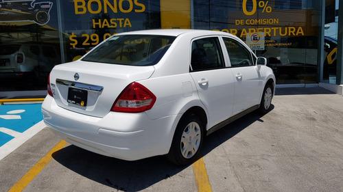 nissan tiida 1.8 sense sedan at