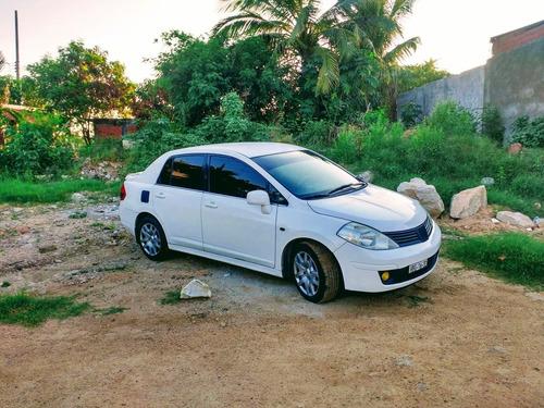 nissan tiida 1.8 sense sedan mt 2007