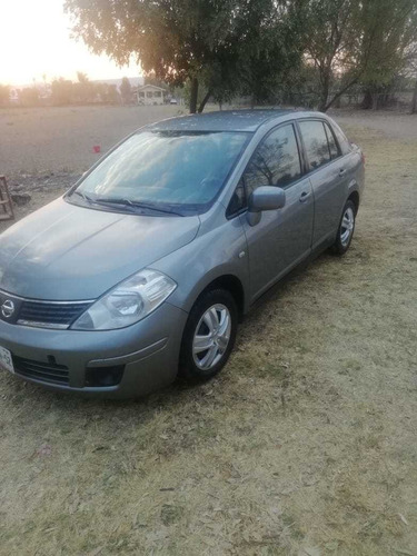 nissan tiida 1.8 sense sedan mt 2009