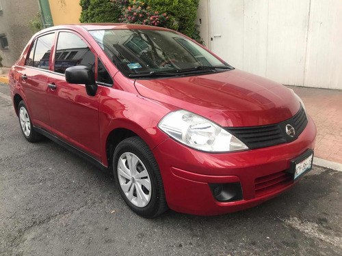 nissan tiida 1.8 sense sedan mt 2011