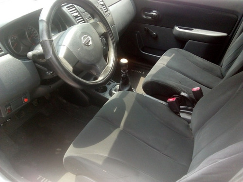 nissan tiida 1.8 sense sedan mt 2012