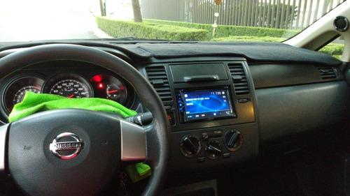 nissan tiida 1.8 sense sedan mt 2012