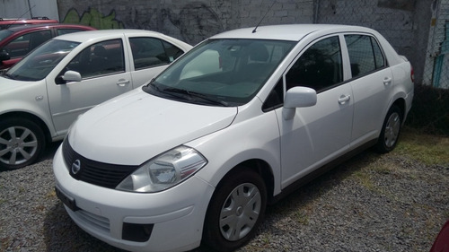 nissan tiida 1.8 sense sedan mt 2014