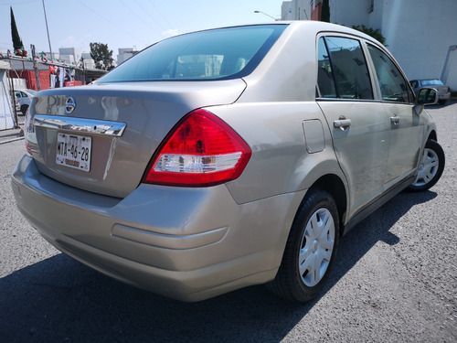 nissan tiida 1.8 sense sedan mt 2015