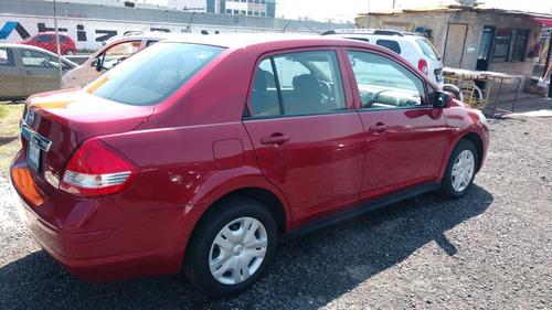 nissan tiida 1.8 sense sedan mt 2016 30% eng. $ 43,500