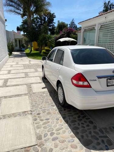 nissan tiida 1.8 sense sedan mt 2016