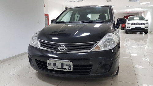 nissan tiida 1.8 sl 16v flex 4p manual