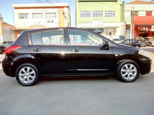 nissan tiida 1.8 sl aut. 5p 2008financio sem entrada