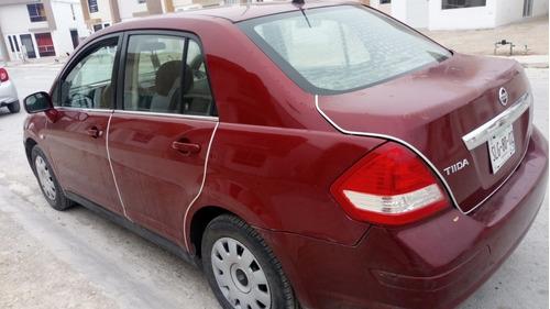 nissan tiida 1.8 tekna sedan mt 2008