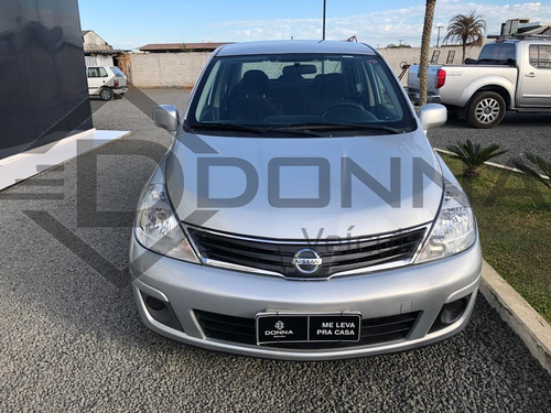 nissan tiida - 2011 / 2012 1.8 sedan 16v flex 4p manual