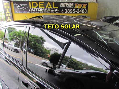 nissan tiida 2011 flex aut) b/couro teto solar top. de linha