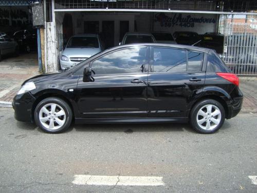 nissan tiida 2012 1.8 s flex 5p - esquina automoveis