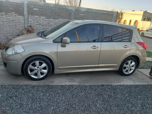 nissan tiida 2013 1.8 emotion at