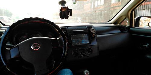 nissan tiida 2013 espectacular carro