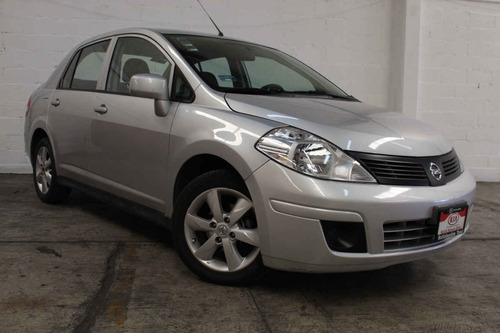 nissan tiida 2015 4p sedán advance l4/1.8 man