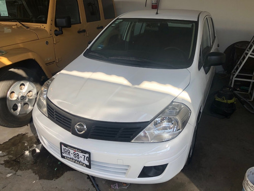 nissan  tiida  2016  1.8 sense sedan mt manual