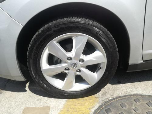 nissan tiida 2016 advance sedan