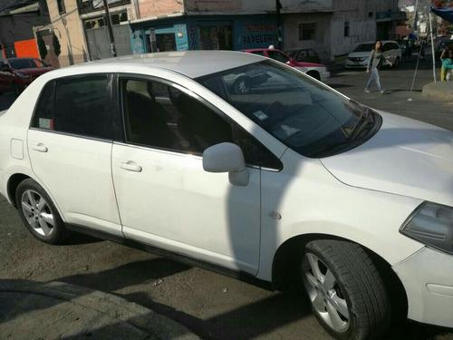 nissan tiida 4p sedan emotion 6vel a/a ee cd b/a 2010