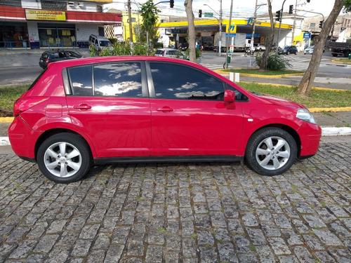 nissan tiida ano 2013 modelo s 1.8 flex 6 marchas