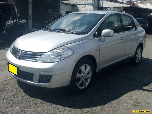 nissan tiida emotion 1800 mt