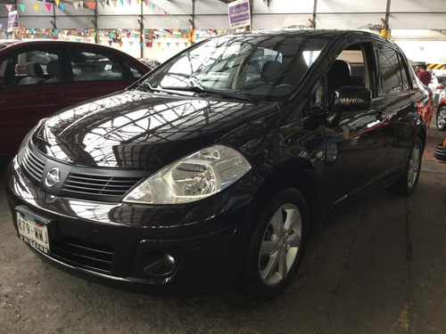 nissan tiida emotion std 6 vel ac 2010