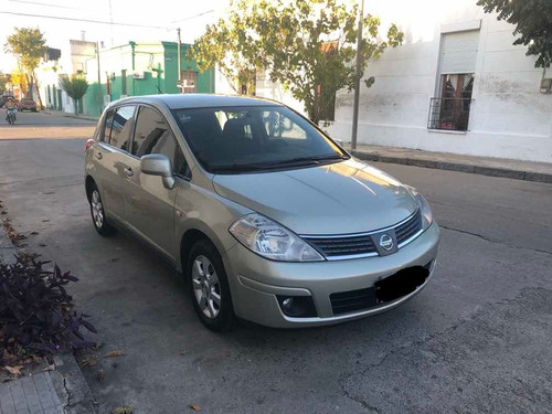 nissan tiida full impecable