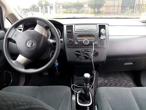 nissan tiida hatchback motor 1.8