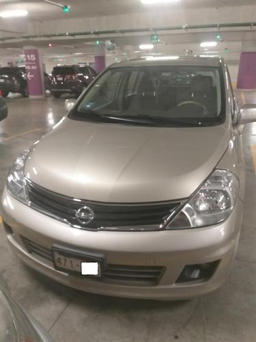nissan tiida modelo 2011 hb, premium