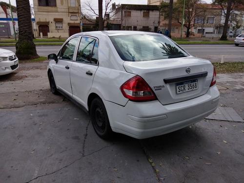 nissan tiida nissan tiida sedan u$s 5.890.-