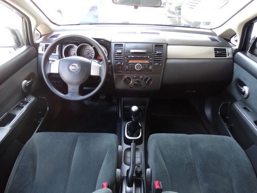 nissan tiida s !!! oportunidade!! financiamos 100%!!!!