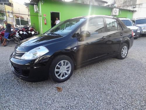 nissan - tiida sedan 1.8 16v 2012