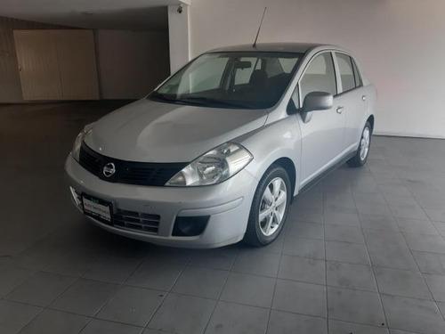 nissan tiida sedan 4p sedan advance l4/1.8 aut
