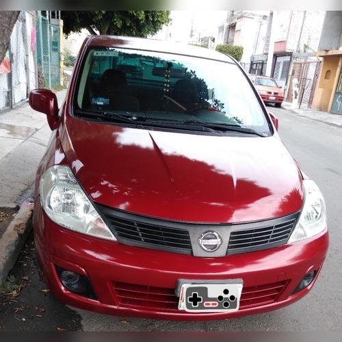 nissan tiida sedan comfort