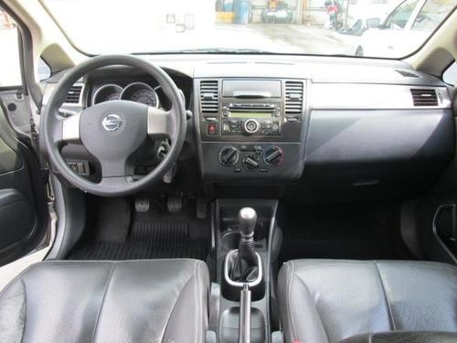 nissan tiida sedan sedan 1.8 16v flex fuel 4p flex manual