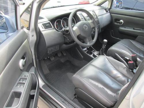 nissan tiida sedan sedan