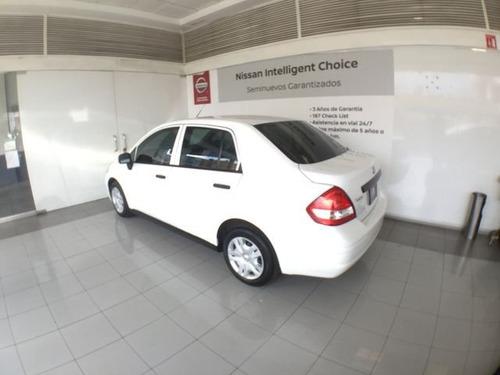 nissan tiida sedan tiida sedan drive t/m c/a 2015 seminuevos
